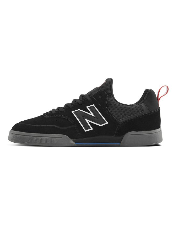 New Balance Numeric x Jack Curtin 288 Skate Shoes - Blk/Gry