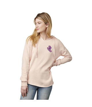 Santa Cruz Kaleidohand Pullover Hoodie - Blush