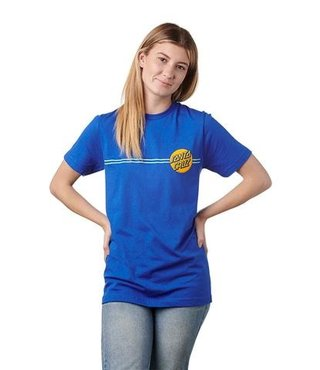 Santa Cruz Other Dot Fitted T-Shirt - True Ryl