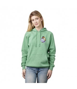 Santa Cruz Unicorn Dot P/O Hoodie - Sea Green Hthr