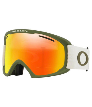 O-Frame® 2.0 PRO XL Dk Brush Grey w/ Fire Iridium Lens Snow Goggle