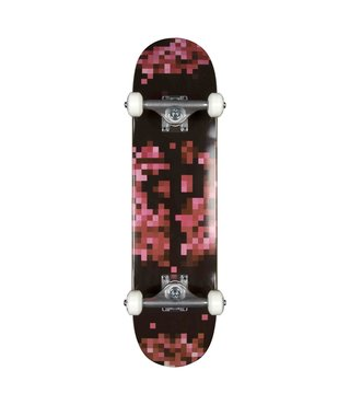 """RDS 7"""" Pixel Point Complete Skateboard"""