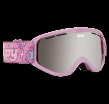 Spy Cadet Unicorn Utopia w/ Bronze Silver Spectra Lens Snow Goggle