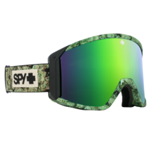 Spy Raider Kush w/ HD Bronze Green Spectra Lens Snow Goggle