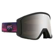 Spy Raider Rasman w/ HD Bronze Silver Spectra Lens Snow Goggle