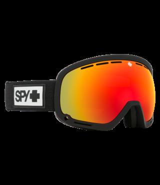 Spy Marshall Matte Black w/ HD+ Bronze Red Spectra Lens Snow Goggle
