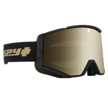 Spy Ace 25th Anniv Blk Gold w/ HD+ Bronze Gold Spectra Lens Snow Goggle