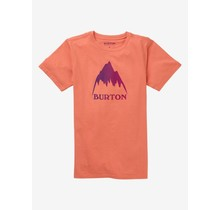 Kids' Burton Classic Mountain High T-Shirt - Crabapple