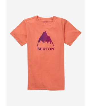 Kids' Burton Classic Mountain High T-Shirt - Crabapple