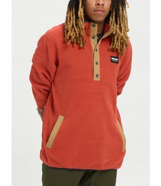 Men's Burton Hearth Fleece Anorak - Tandori