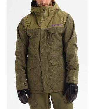 Men's Burton Covert Jacket - Keef Hthr / Olive