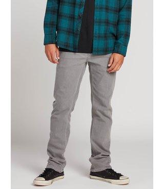 Volcom Solver Modern Fit Jeans - Daze Grey