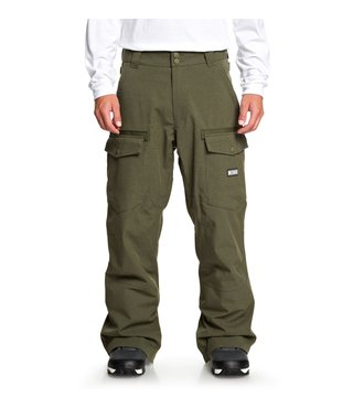 DC Code Snow Pants - Olive Night
