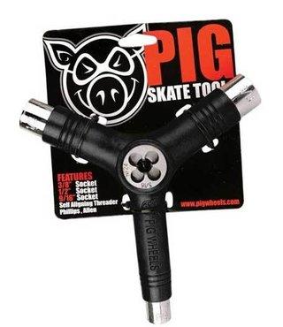 Pig Tool Re-Threader