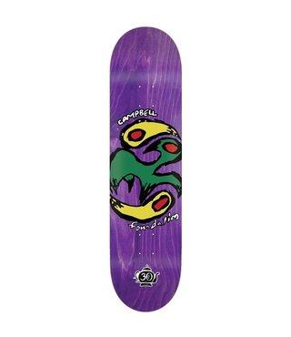 Foundation Aidan Campbell Yin Yang Bird 8.25 Reissue Skateboard Deck