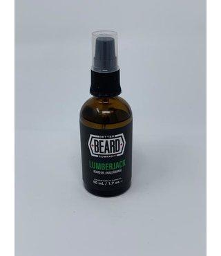 Better Beard Co. Beard Oil - Lumberjack