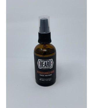 Better Beard Co. Beard Oil - Renaissance Man