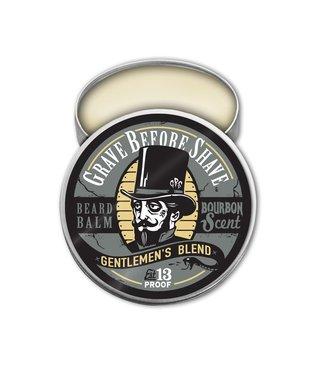 Grave Before Shave Beard Balm - Gentlemen Blend Bourbon