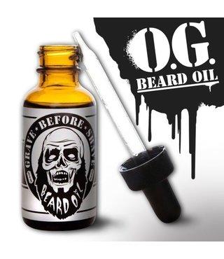 Grave Before Shave Beard Oil - OG Blend