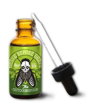 Grave Before Shave Beard Oil - Outdoorsman Blend