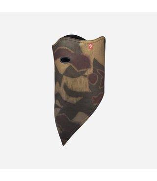 Facemask 10K Softshell - Rain Camo