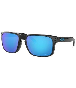Holbrook™ Polished Black Sunglasses w/ Prizm Sapphire Lens
