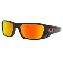 Fuel Cell™ Black Ink Sunglasses w/ Prizm Ruby Polarized Lens