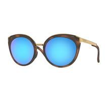 Top Knot™ Matte Brown Tortoise Sunglasses w/ Prizm Sapphire Polarized Lens