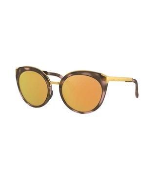 Top Knot™ Matte Rose Tortoise Sunglasses w/ Prizm Rose Gold Lens
