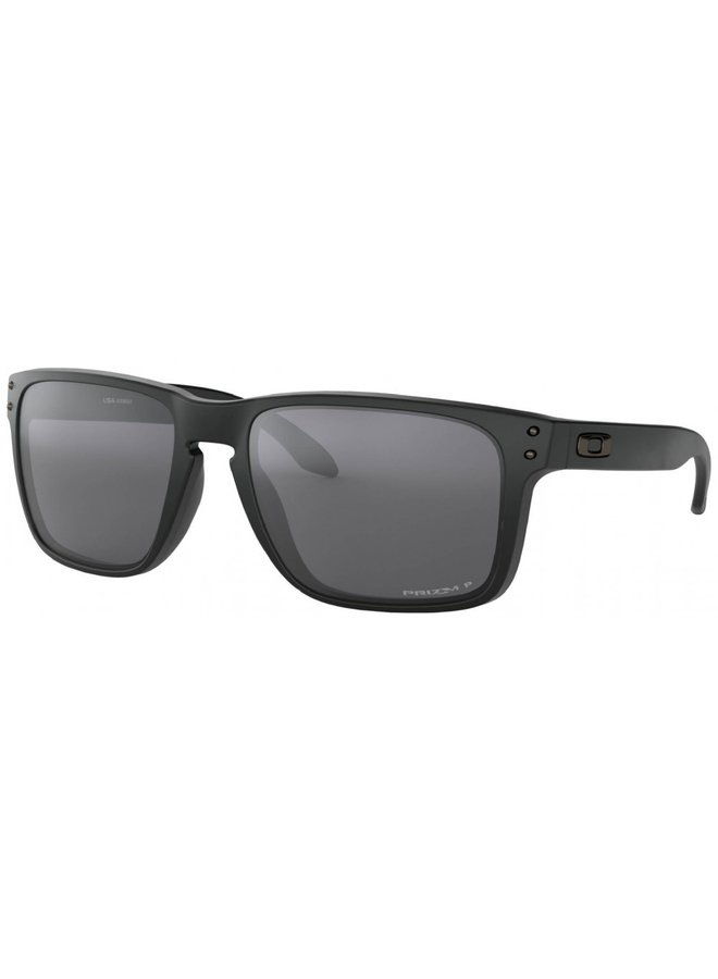 Holbrook™ XL Matte Black Sunglasses w/ Prizm Black Polarized Lens