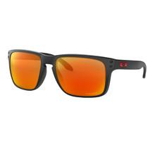 Holbrook™ XL Matte Black Sunglasses w/ Prizm Ruby Lens