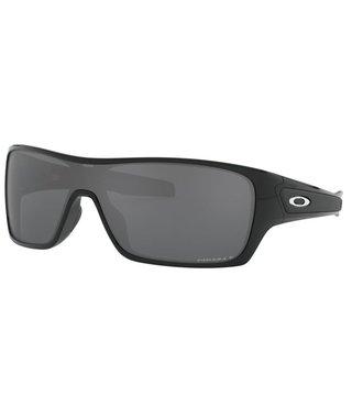 Turbine™ Rotor Polished Black Sunglasses w/ Prizm Black Polarized Lens