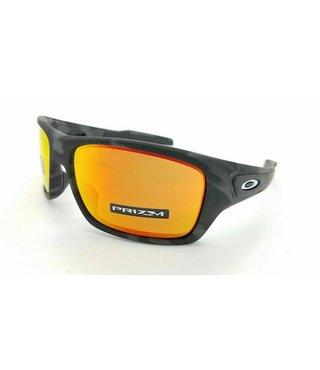 Turbine™ Black Camo Sunglasses w/ Prizm Ruby Lens