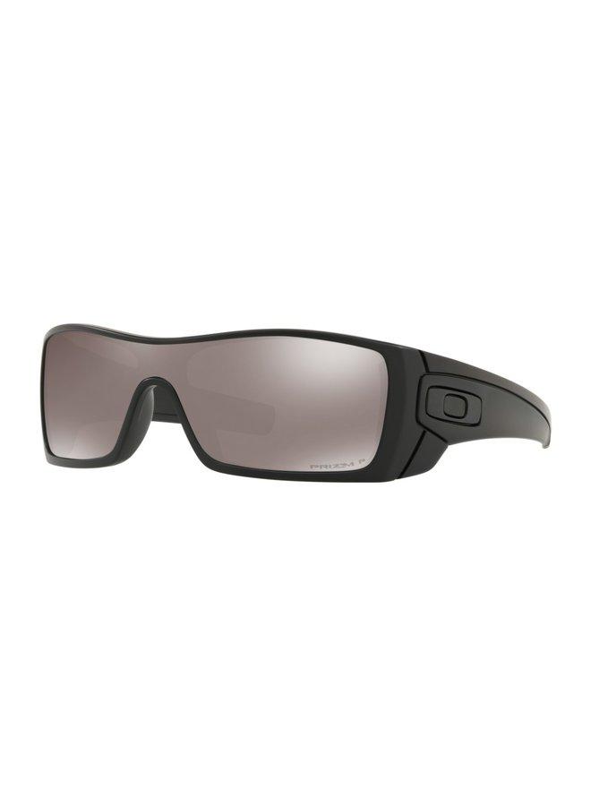 Batwolf® Matte Black Sunglasses w/ Prizm Black Polarized Lens