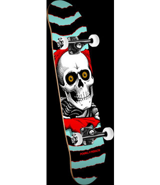"Powell Peralta Ripper One Off 7.5"" Skateboard Complete"