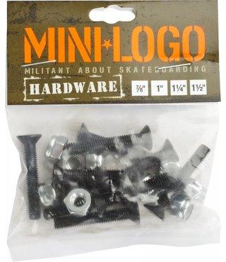 "Mini Logo 7/8"" Hardware"
