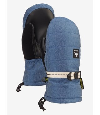 Kids' Burton Warmest Mitten - Lt. Denim