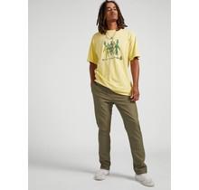 Volcom Riser Comfort Chino Pants - Army Green Combo