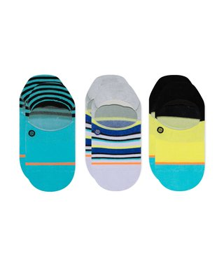 Stance Martina No Show Socks 3 Pack - Multi