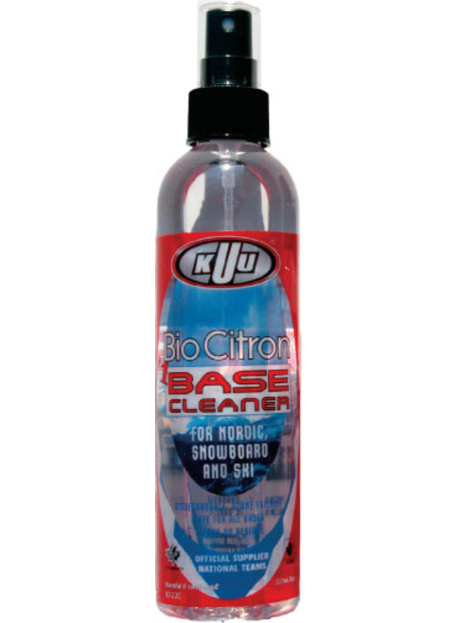 Base Cleaner Bio-citron Wax Remover - 8oz