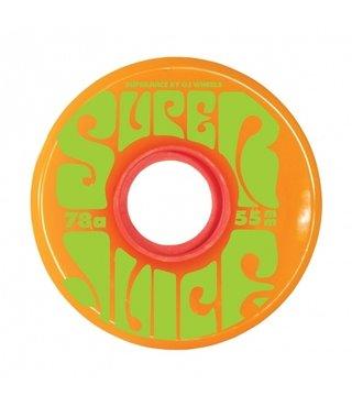 55mm Mini Super Juice Orange 78a OJs Skateboard Wheels