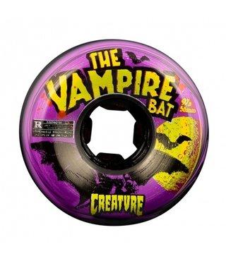 56mm OJ Vampire Bat Bloodsuckers Blk/Purple 97a Skateboard Wheels