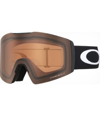 Fall Line XL Matte Black w/ Prizm Persimmon Lens Snow Goggle
