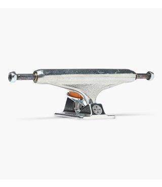 Independent Forged Titanium Silver 149 Skateboard Trucks - 2 Pack