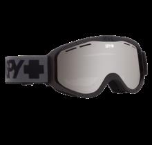 Spy Cadet Matte Blk w/ Bronze Silver Spectra Lens Snow Goggle
