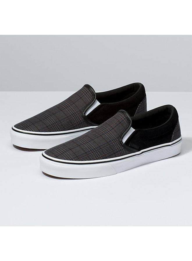 Vans Classic Slip On Shoes - Suiting Black