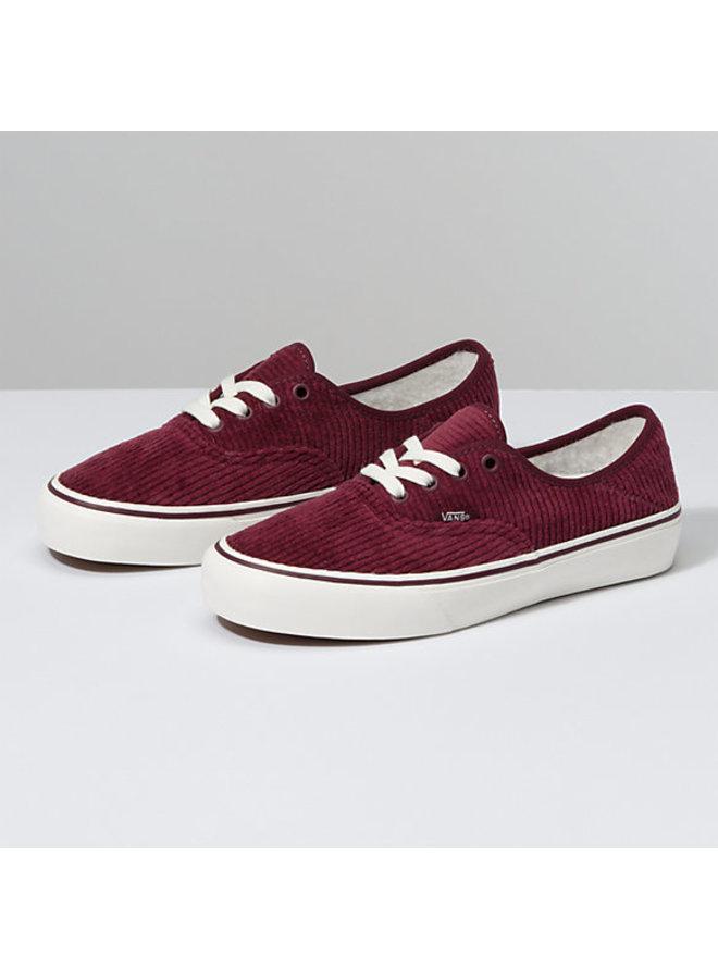 Vans Authentic SF Corduroy Shoes - Port Royale/Marsh