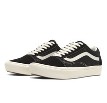 Old Skool Comfycush Men's Skate Shoes - Ripstop Blk