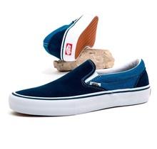 Vans Slip-On Pro Men's Skate Shoes - Gibralter/Turkish