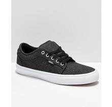 Chukka Low Men's Skate Shoes - Denim Blk/Pewter